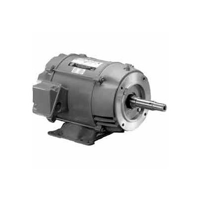US Motors, ODP, 7.5 HP, 3-Phase, 1765 RPM Motor, D7P2DC
