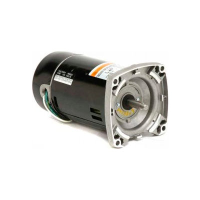 US Motors Pool & Spa, Square Flange, 1 1/2 HP, 1-Phase, 3450 RPM Motor, EB854