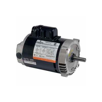 US Motors Pump, 3/4 HP, 1-Phase, 3450 RPM Motor, EU0752B