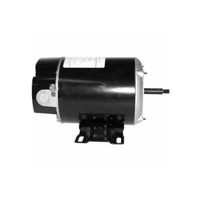 US Motors Thru-Bolt, Pool, 1 1/2 HP, 1-Phase, 3450 RPM Motor, EZBV35