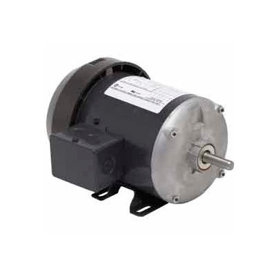 US Motors, TEFC, 1/4 HP, 1-Phase, 1725 RPM Motor, T14B2N49
