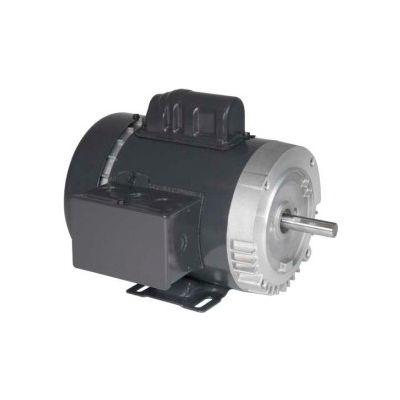US Motors, TEFC, 2 HP, 1-Phase, 1725 RPM Motor, T2C2J14C