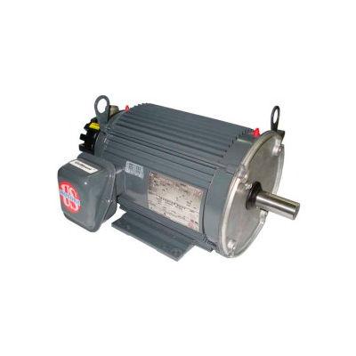 US Motors ACCU-Torq Vector Duty, 3 HP, 3-Phase, 1180 RPM Motor, UN3T3BC