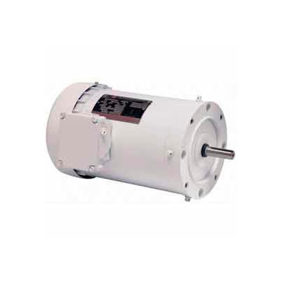 US Motors Washdown, 3 Phase, 1/2 HP, 3-Phase, 1725 RPM Motor, WD12S2ACR