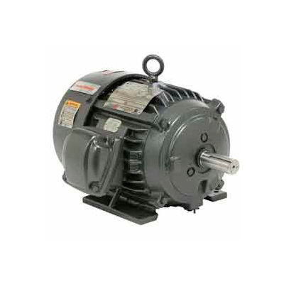 US Motors Hazardous Location, 3 HP, 3-Phase, 1765 RPM Motor, X3P2B