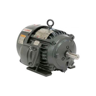 US Motors Hazardous Location, 0.75 HP, 3-Phase, 1755 RPM Motor, Y34S2B