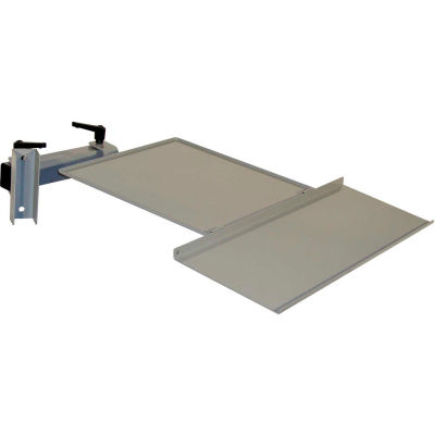 Articulating Monitor Arm - Gray