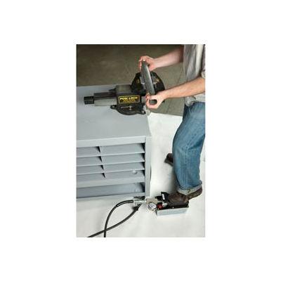 Hydraulic Bench Vise