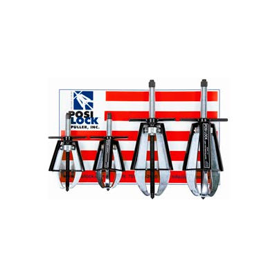 7 pc - Manual Puller Set, 6 to 20 Ton Capacity