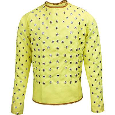 CutGuard™ Kevlar Surgeon Style Coat, M, Yellow, C28KVMD33