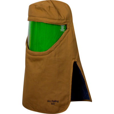 ArcGuard® H65KDQE100HAT 100 cal ArcGuard DuPont Nomex/Kevlar Arc Flash Hood