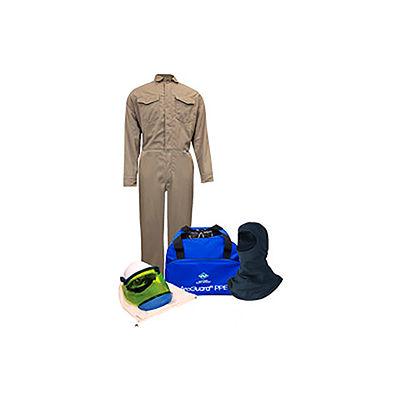 ArcGuard® KIT2CVPR08NGBM 8 cal DuPont Protera Arc Flash Kit FR Coverall & Balaclava, M