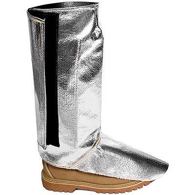 CARBON ARMOUR™ Aluminized Thermobest Leggings, L, Aluminized, L05TATAVCXXLG