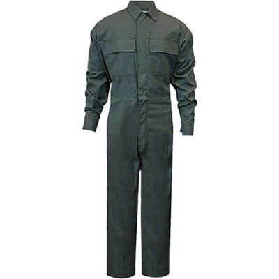 CARBON ARMOUR™ Coverall, L, Dark Green, SPXHPCA0208LGRG