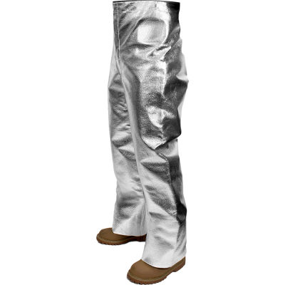 CARBON ARMOUR™ Silvers 19 oz. Aluminized Pants, 2XL T45NL2XLX32