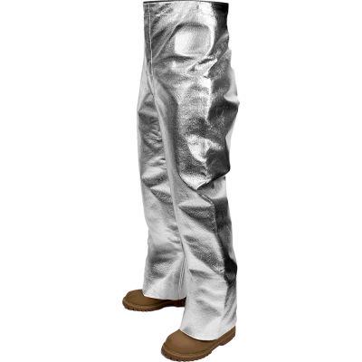 CARBON ARMOUR™ Silvers 19 oz. Aluminized Pants, 2XL T45NL2XLX32