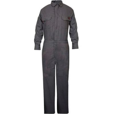 TECGEN Select® Women's Flame Resistant Work Shirt, S, Gray, TCGSSWN00115SMRG00