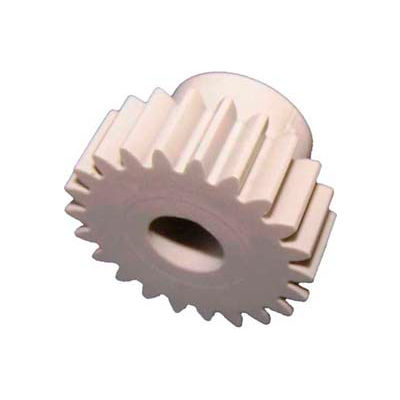 Plastock® Spur Gears 32-22, Acetal, 20° Pressure Angle, 32 Pitch, 22 Tooth