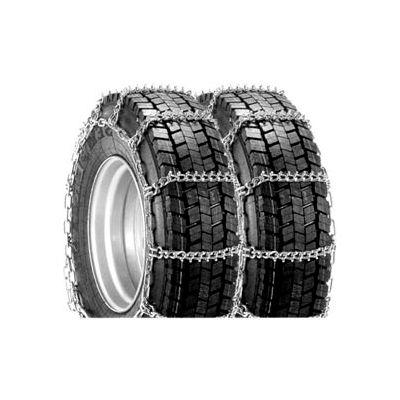 4800 Series Dual Triple Truck, Bus & RV V-BAR Tire Chains (Pair) - QG4845