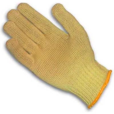 PIP Kut-Gard® Kevlar® Gloves, 100% Kevlar®, Medium Weight, L, 1 DZ