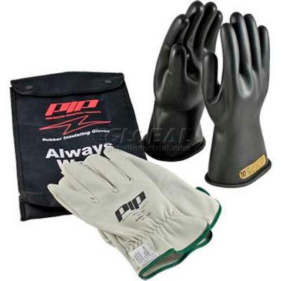 PIP ESP Kit, 1 Pair Black ESP Glove, 1 Pair Goat, Class 00, Size 10