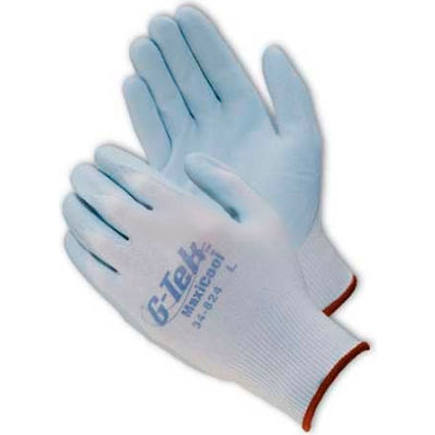 PIP MaxiFlex® Active™ Foam Nitrile Gloves, Blue, XL, 1 Dozen