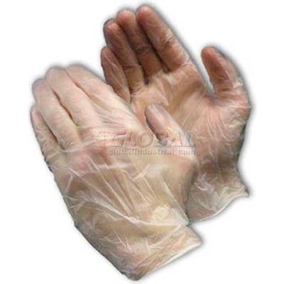 PIP Ambi-Dex® 64-V3000 Industrial Grade Vinyl Gloves, 3 Mil, Powdered, S, White, 100/Box - Pkg Qty 10