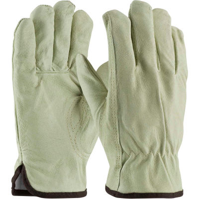 PIP Insulated Top Grain Pigskin Drivers Gloves, 3M® Thinsulate™ Lined, Premium Quality, M
