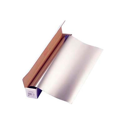 """Type 321 Stainless Steel Tool Wrap, Width 10"""", Length 50', Thickness 0.002"""""""