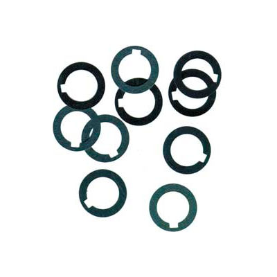 """1"""" I.D. X 1-1/2"""" O.D. Steel Arbor Spacer Assortment - Min Qty 3 - Made In USA"""