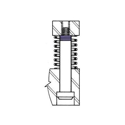 12mm I.D. x 16mm O.D. x 0.50mm Shoulder Screw Lengthening Shim (Pack of 25) - Made In USA