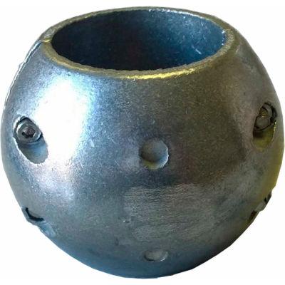 "Performance Metals 2-3/4"" Shaft-Streamlined Barrel Anode - C2750A"