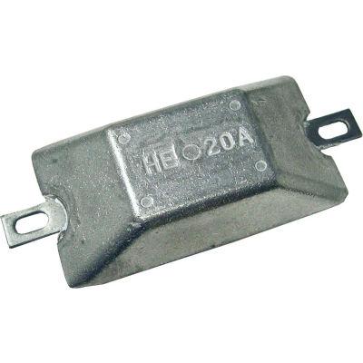 Performance Metals® 0.8 Kg Strap  Anode (Aluminum Strap)