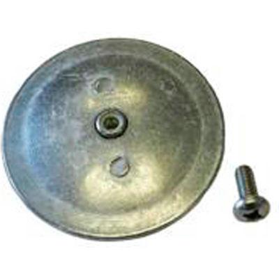 "Performance Metals Half Rudder-5"" Dia. Anode - RH5000A"