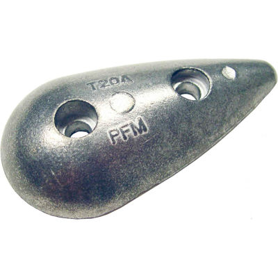 Performance Metals® Teardrop 3 1/2