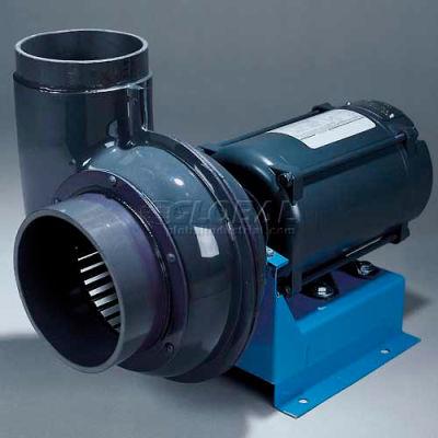 St. Gobain 71320-0075 Lab Blower, XP, PP/PVC, 1725 RPM
