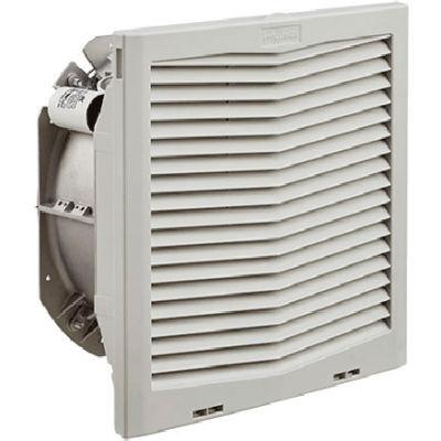 Hoffman HF Series 13 Inch Side-Mount Filter Fan for Enclosure, 484 CFM, 115V