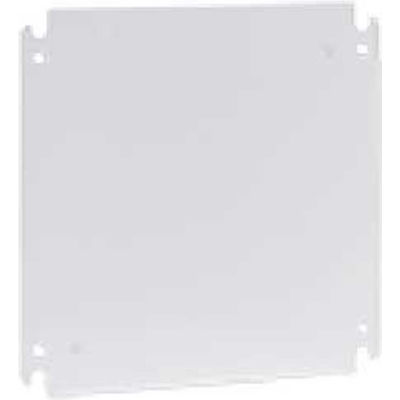 Hoffman CP2424 Panel, 22.20 x 22.20, Fits 24.00 x 24.00, Steel/White