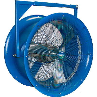 "Patterson H34B High Velocity Fan, 34"", 230/460V, 3 PH w/ Yoke Mount"