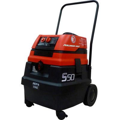 Pullman Holt HEPA Wet/Dry Vacuum, 120V w/Tools - S50