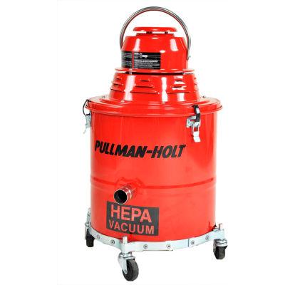 Pullman-Holt HEPA Vac 1 HP 5 Gallon 86ASB5D4C Dry