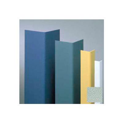 "Vinyl Surface Mounted Corner Guard, 90° Corner, 1-1/2"" Wings, 4' Height, Sea Foam, Undrilled"