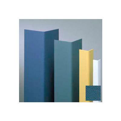 "Vinyl Surface Mounted Corner Guard, 90° Corner, 3/4"" Wings, 8'H, Alexis BL, Vinyl"