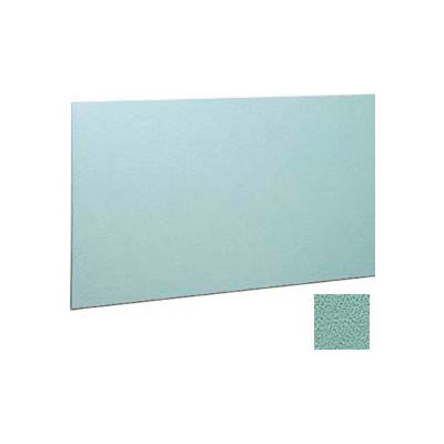 "8"" X 96"" Rub Rail, .040"" Thick, Sage Green - Pkg Qty 3"