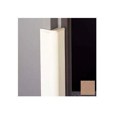 """Door Frame Guard, 3"""" Wing, 4'L, Mocha"""