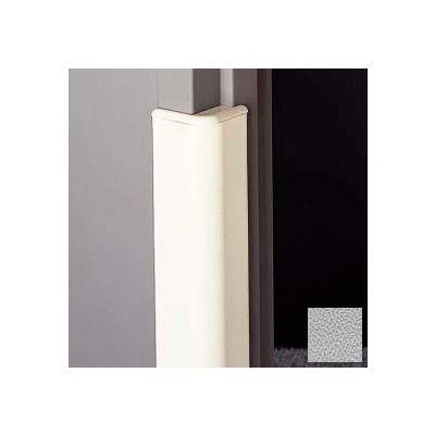 "Door Frame Guard, 3"" Wing, 4'L, Pearl Gray"