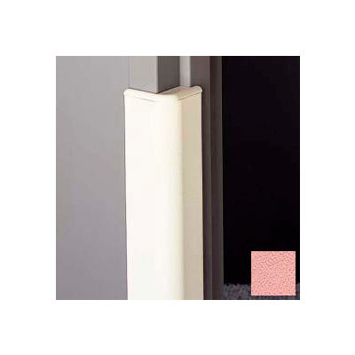 "Door Frame Guard, 3"" Wing, 4'L, English Rose"