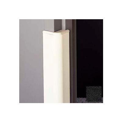 "Door Frame Guard, 3"" Wing, 8'L, Black"