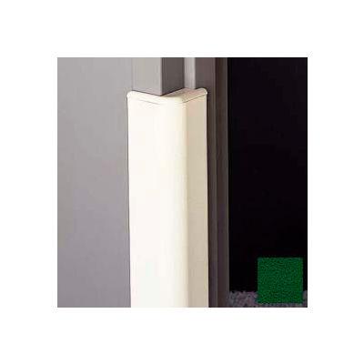 "Door Frame Guard, 3"" Wing, 8'L, Hunter Green"