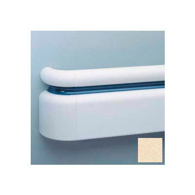 Outside Corners For Three-Piece Handrail System, Ivory